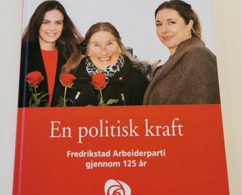En politisk kraft hardcover bok